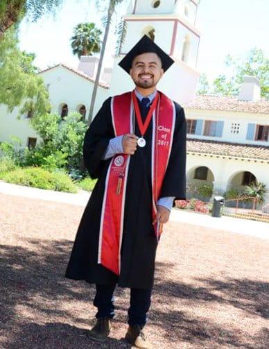 EOP Alumni Agustin Rangel-Gonzalez
