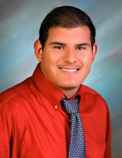 EOP Student Christopher Lizaola-Valdez