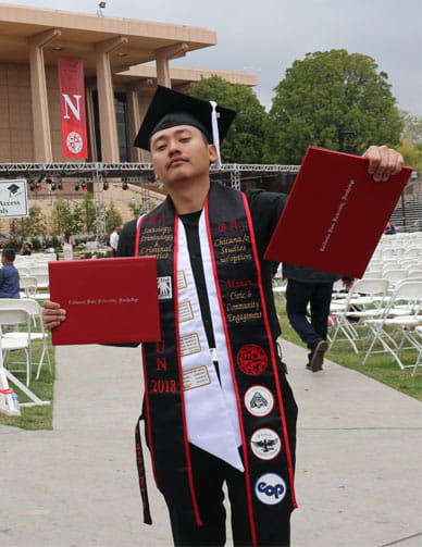 Picture of EOP Alumni David Contreras