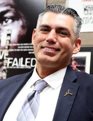 EOP Alumni Hank Guitierrez