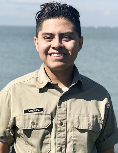 EOP Student Jose Sanchez