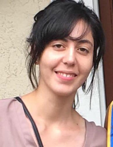 EOP Student Karina Valencia Torres