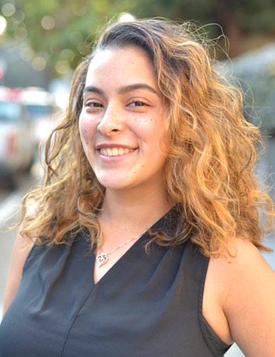 EOP Alumni Luisa Sicairos