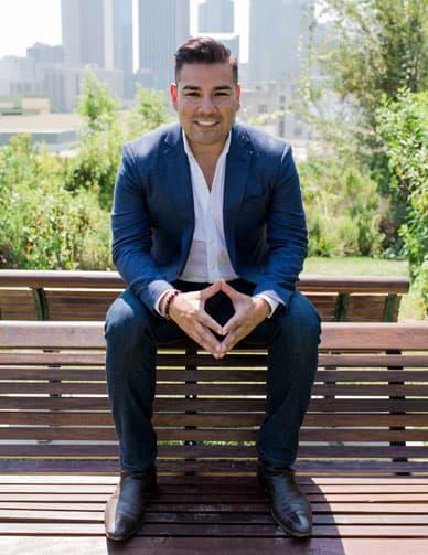EOP Alumni Senator Ricardo Lara