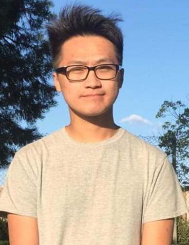 EOP Student Ricky Vang