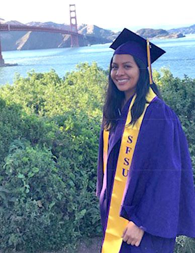 EOP Alumni Vanesa Hernandez